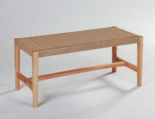 שקד שלם – ספסל קלוע
